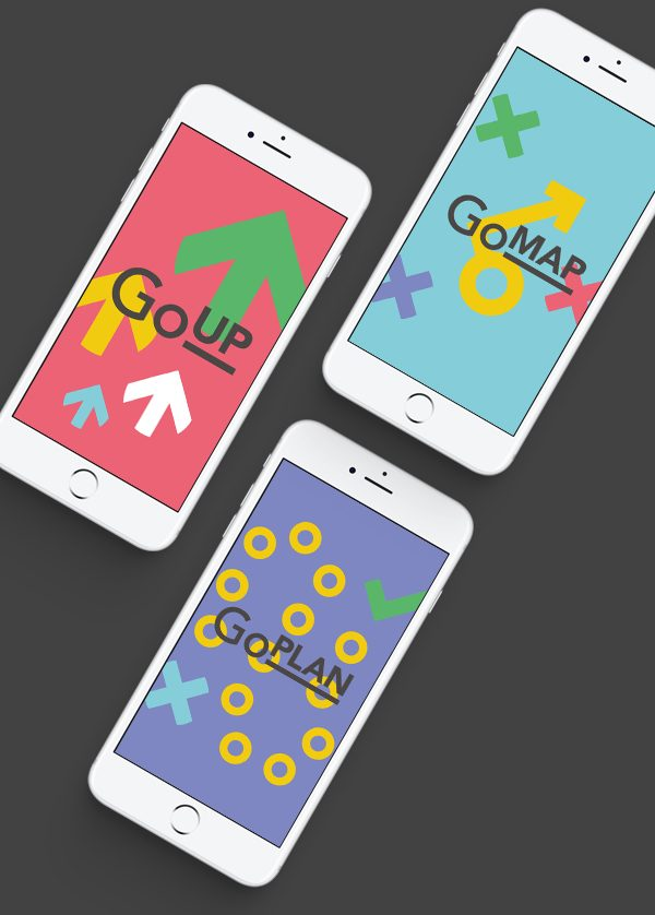 Go2Work - workshop GoUp, GoMap en GoPlan