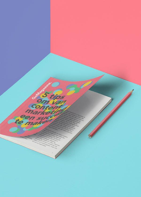 GoMagazine – 5 tips om van content marketing een succes te maken
